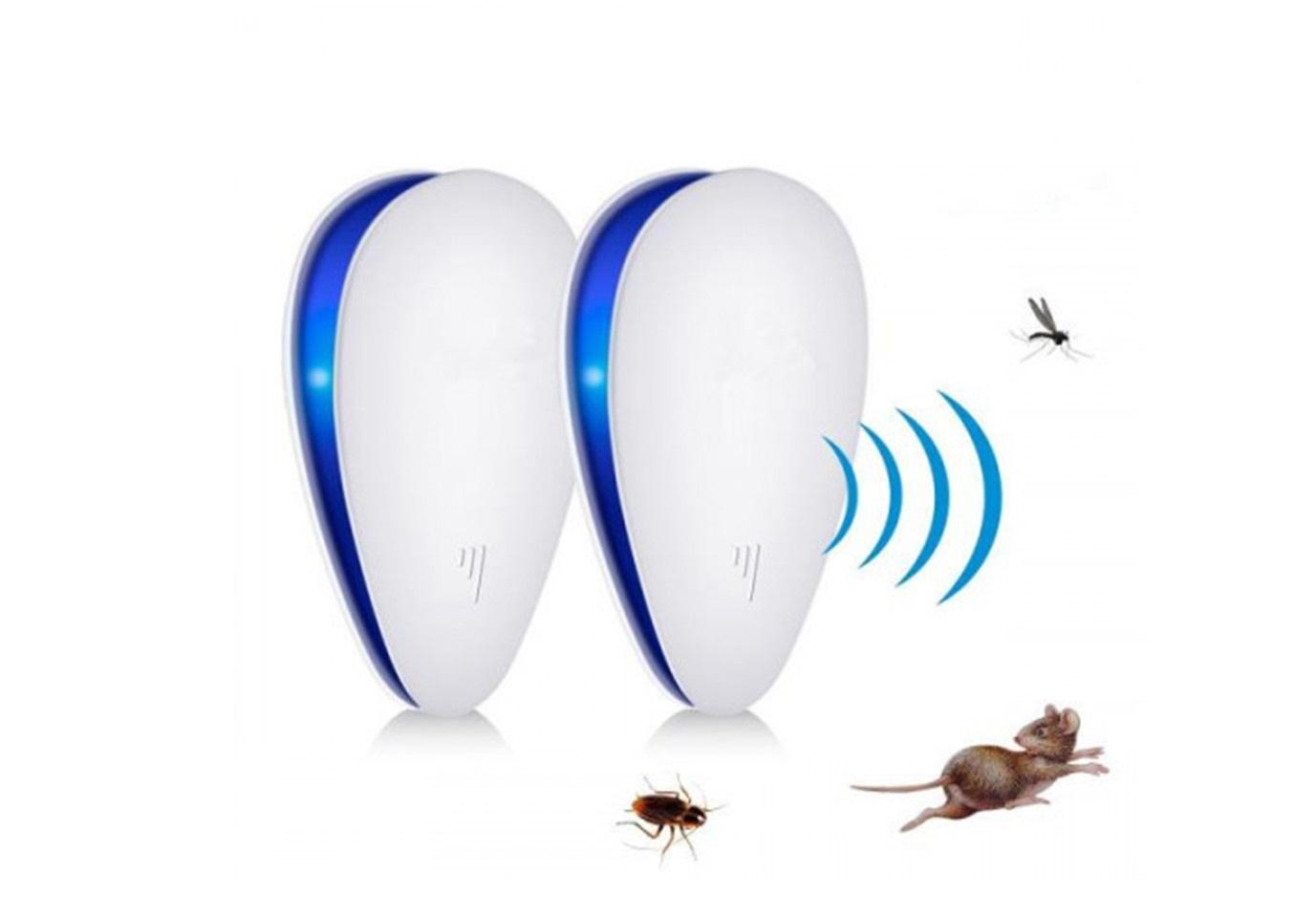 Avskräckare mot gnagare och insekter Model 1