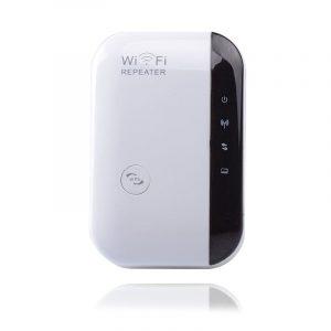 Wi-Fi repeater -Förläng räckvidden