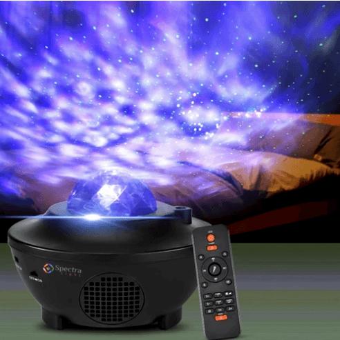 Galaxy Star Projector