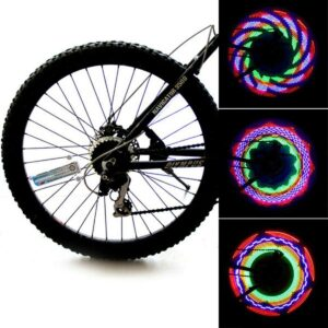 LED-cykelljus