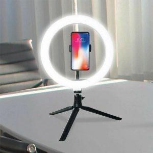 selfie-lampa