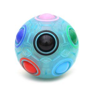 Magic fidget ball Glow in dark