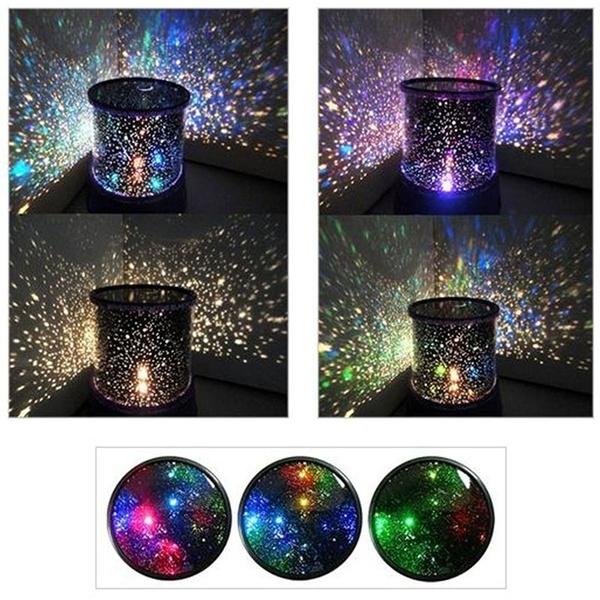 Star projector - smart sänglampa